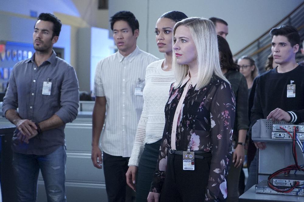 Quantico: AQUILINE | Season 2 | Episode 6