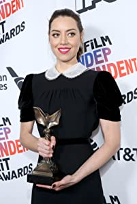 Aubrey Plaza at an event for 33rd Film Independent Spirit Awards (2018)