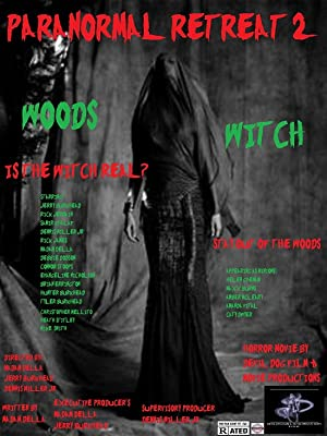 Paranormal Retreat 2-The Woods Witch