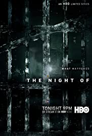 The Night Of Poster