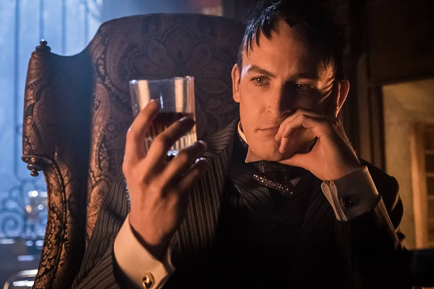 Robin Lord Taylor in Gotham (2014)
