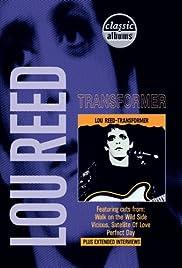 Lou Reed: Transformer Poster