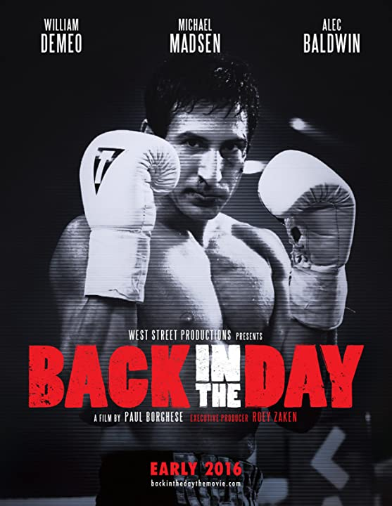 Back in the Day (2016) Movie HDRip XViD 700MB