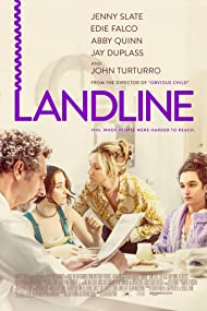 John Turturro, Edie Falco, Jenny Slate, and Abby Quinn in Landline (2017)