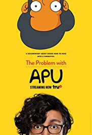 The Problem with Apu Poster