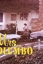 Mrs. Columbo Poster