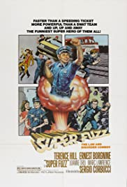 Super Fuzz Poster