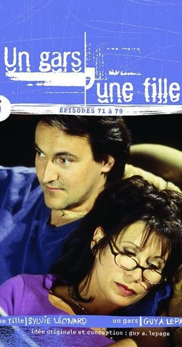 Une Fille French Teenage Fashion For Spring 2016: Un Gars, Une Fille (TV Series 1997– )