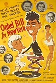 Onkel Bill fra New York Poster