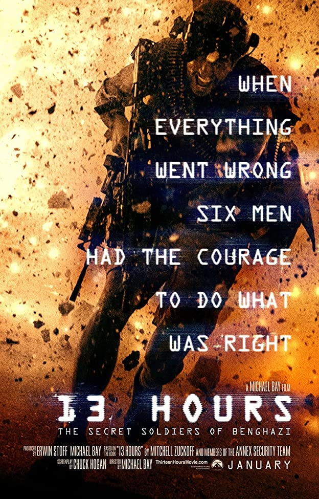 13 Hours: The Secret Soldiers of Benghazi - Trailer #2 1