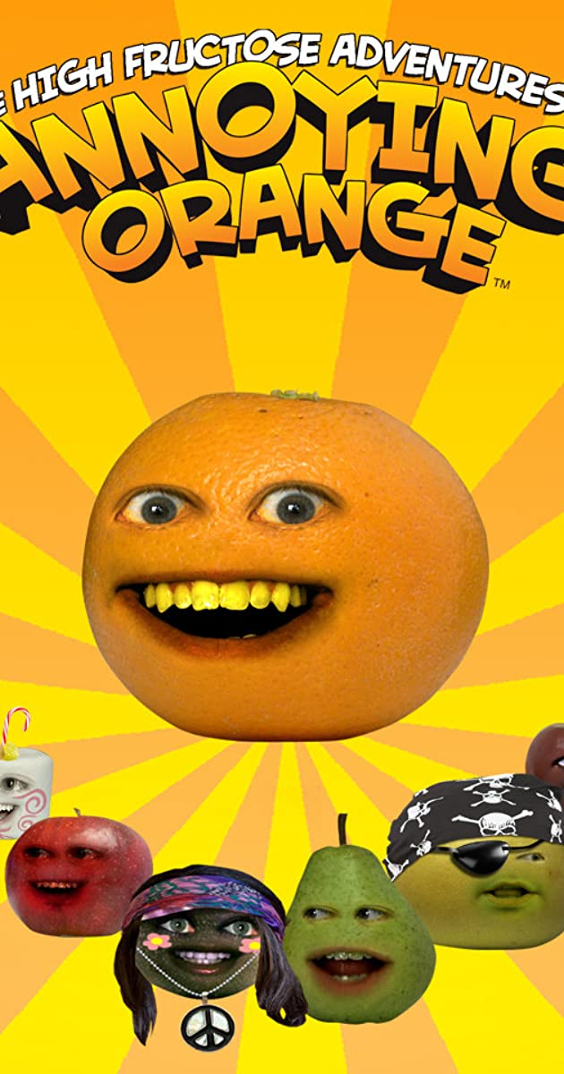the high fructose adventures of annoying orange tv series 2012 2014 imdb. Black Bedroom Furniture Sets. Home Design Ideas