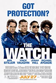 The Watch(2012) Poster - Movie Forum, Cast, Reviews