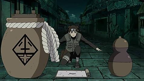 Tenten no ibasho Poster & Naruto: Shippûden