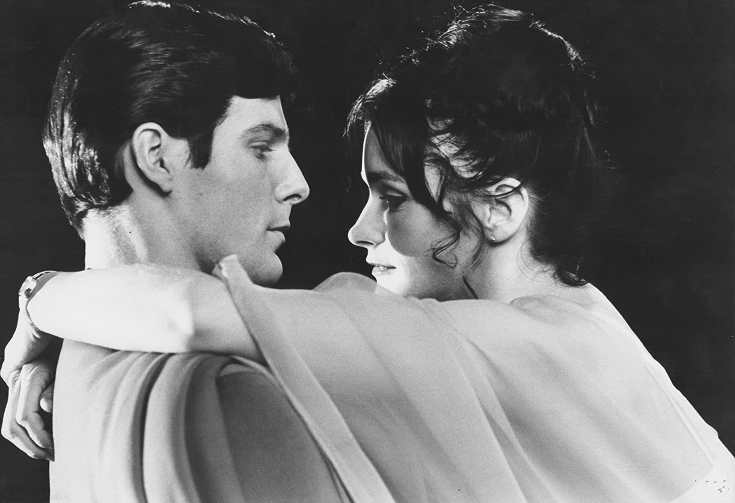 Christopher Reeve and Margot Kidder in Superman (1978)