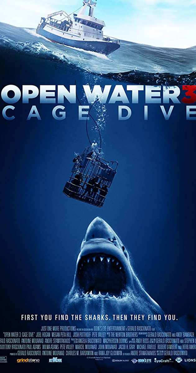 Open Water Cage Dive
