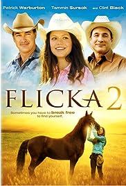 Flicka 2 Poster