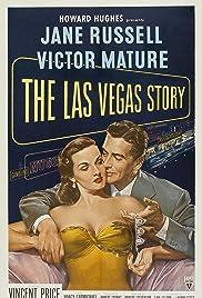 The Las Vegas Story Poster