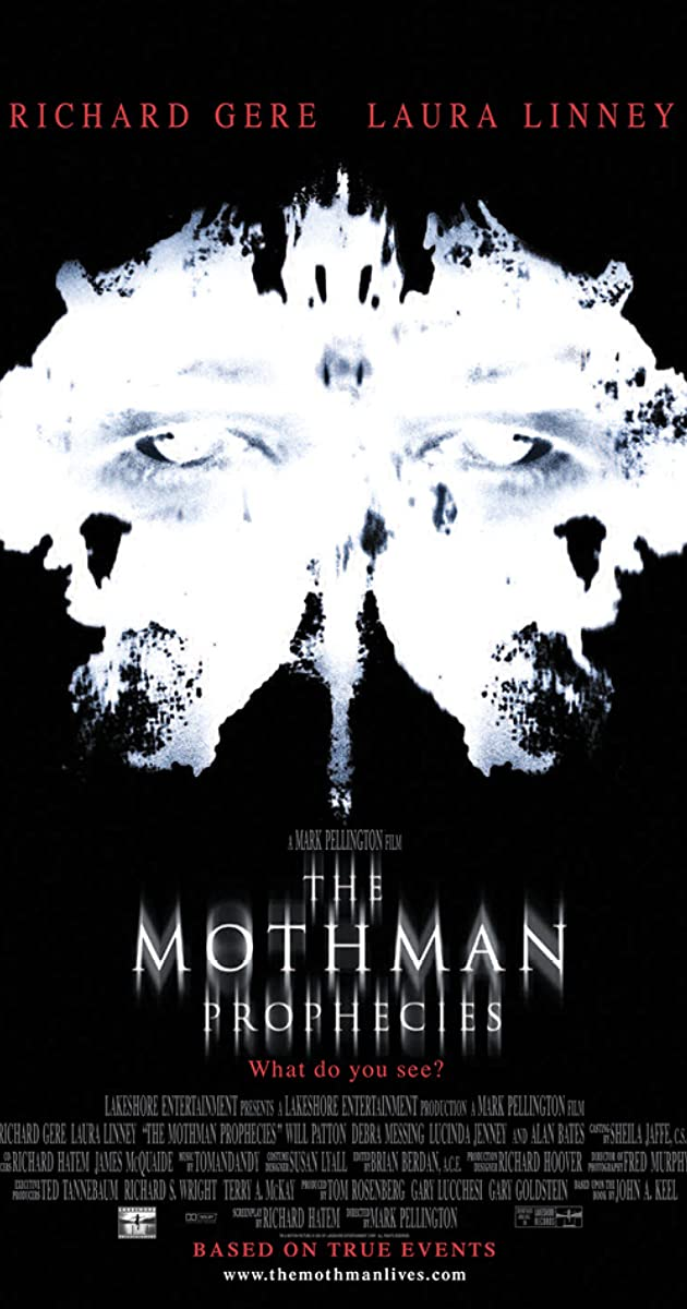 the mothman prophecies 2002 full cast amp crew imdb