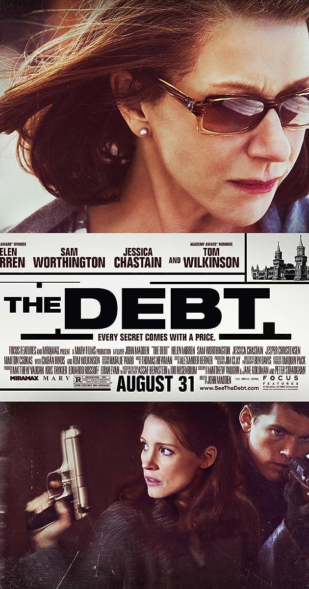 The Debt 2010 Imdb