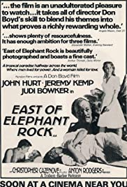 East of Elephant Rock Poster