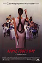 April Fool's Day (1986) Poster