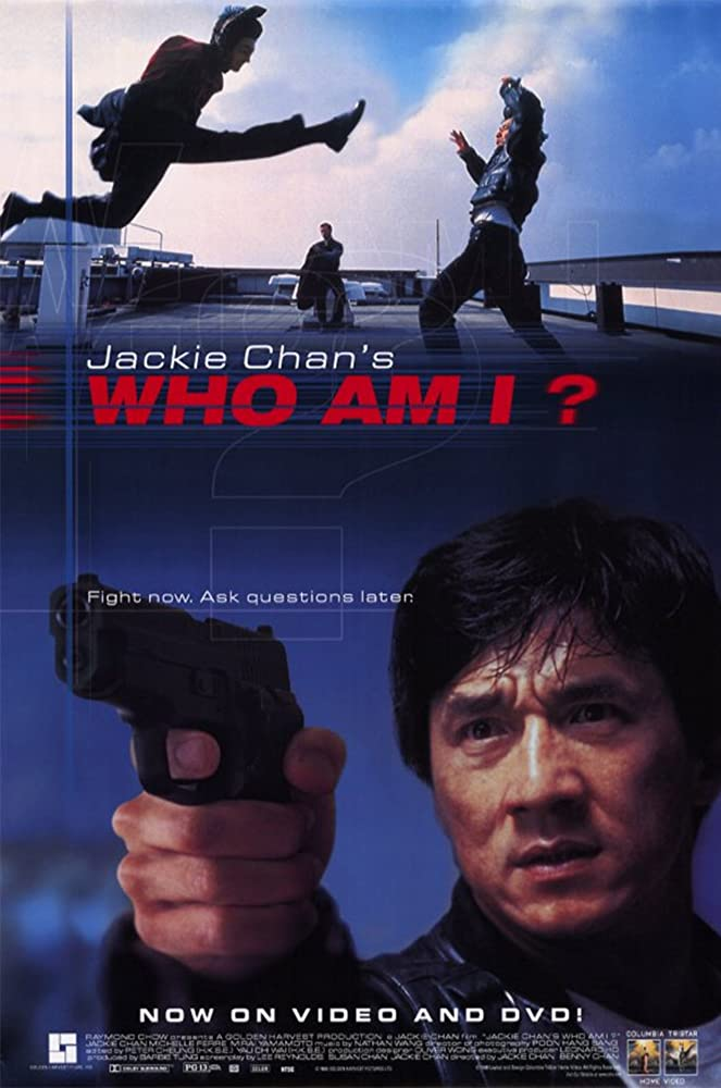 Jackie Chan's Who Am I? (1998) Tagalog Dubbed