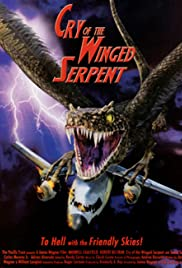 Cry of the Winged Serpent Poster