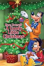 Goof Troop Christmas Poster