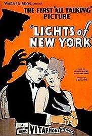 Lights of New York Poster