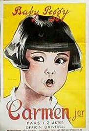Carmen, Jr. Poster