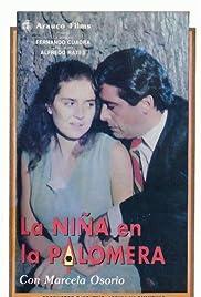 La niña en la palomera Poster