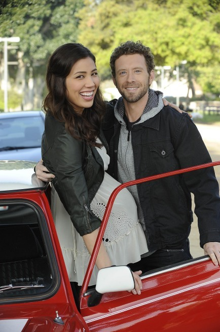 are tj thyne and michaela conlin dating