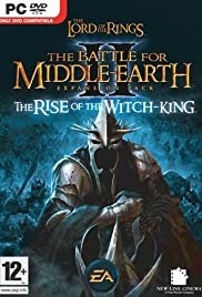 The Lord of the Rings: The Battle for Middle-earth II - The Rise of the Witch-king Poster
