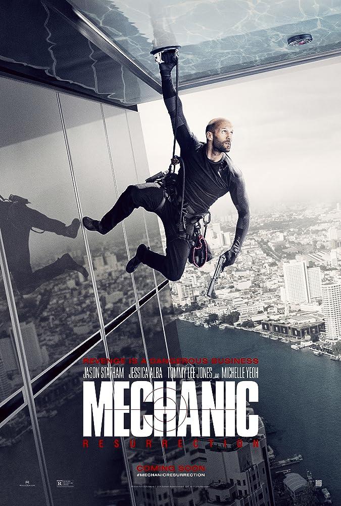 Mechanic 2 Resurrection Full Movie Watch online 720p 1080p Free Download Here