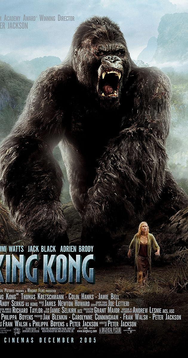 King Kong (2005) - IMDb