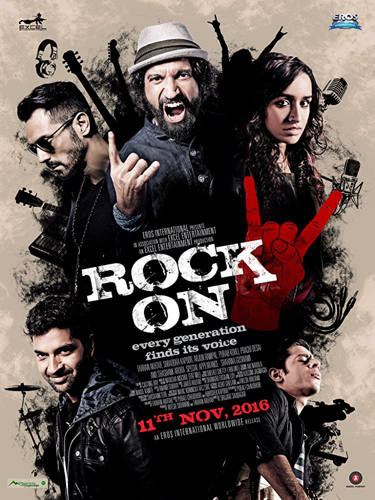 Rock On 2 Full Movie Official Teaser Watch Online Free Download