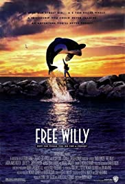 Free Willy(1993) Poster - Movie Forum, Cast, Reviews