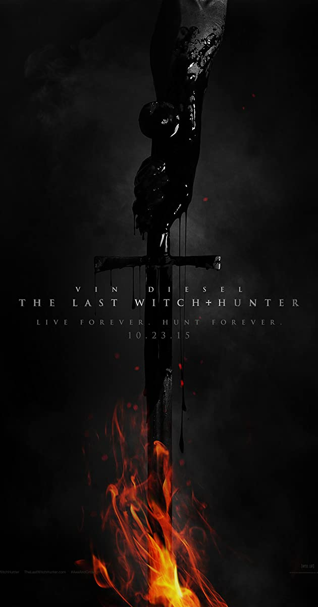 The Last Witch Hunter Imdb