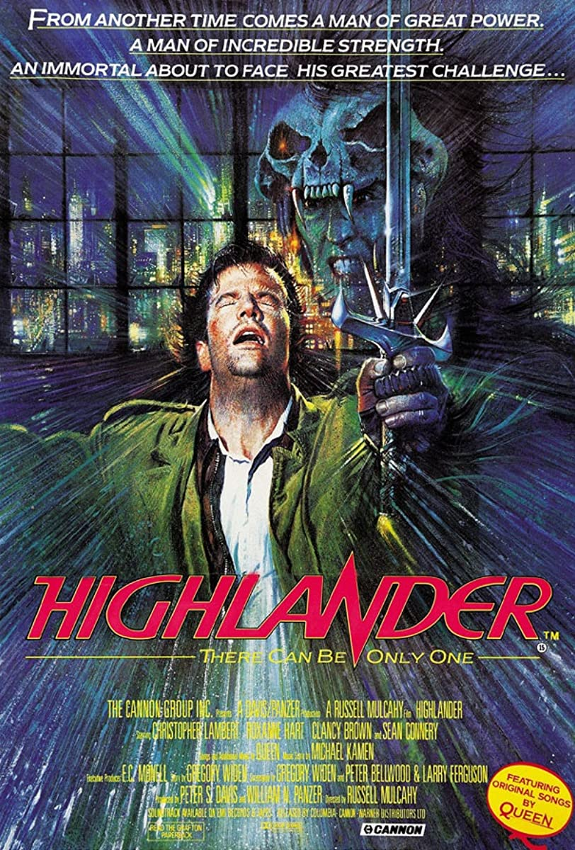 Kalnietis / Highlander (1986)