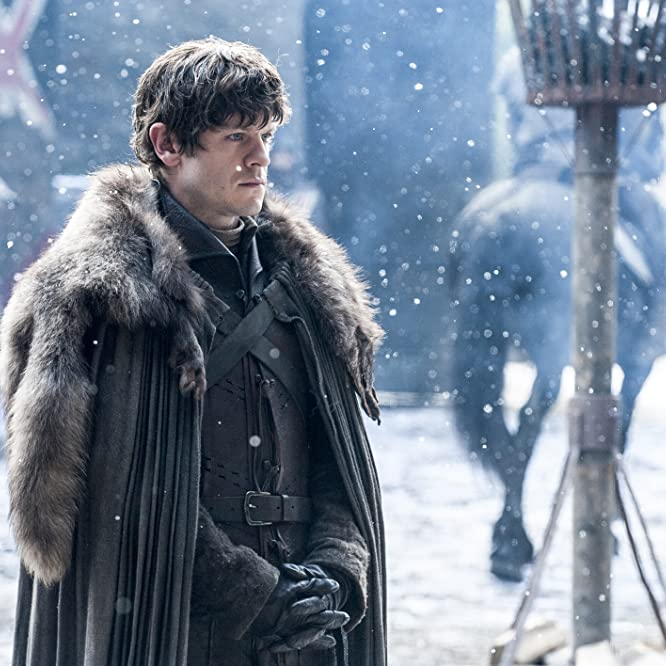 Iwan Rheon in Game of Thrones (2011)
