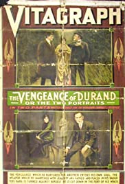 The Vengeance of Durand; or, The Two Portraits Poster