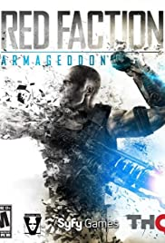 Red Faction Armageddon(2011) Poster - Movie Forum, Cast, Reviews