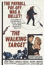 The Walking Target Poster
