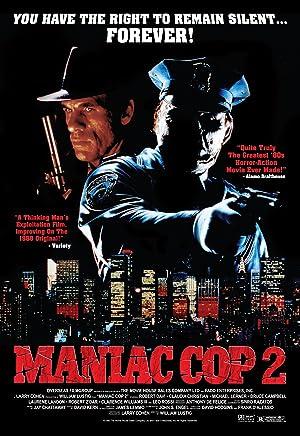 Maniac Cop 2 Poster