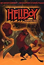 Primary image for Hellboy Animated: Iron Shoes