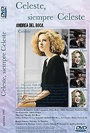 Celeste, siempre Celeste Poster