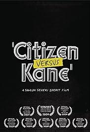 Citizen versus Kane Poster