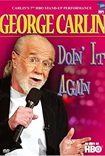 George Carlin Doin It Again 1990 Imdb