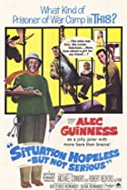 Situation Hopeless... But Not Serious (1965) Poster