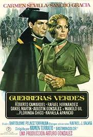 Guerreras verdes Poster